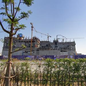 The Politan Aqua under construction (StreetView)