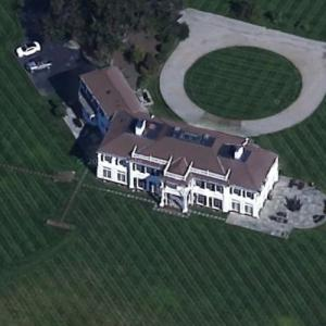 James Abate's House (Google Maps)