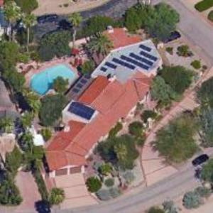 Gabrielle Giffords & Mark Kelly's House (Google Maps)