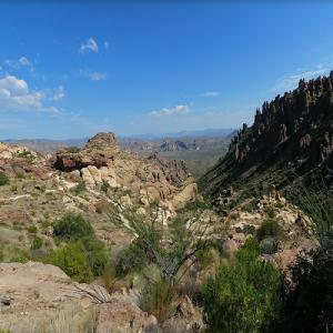 Tonto National Forest (StreetView)