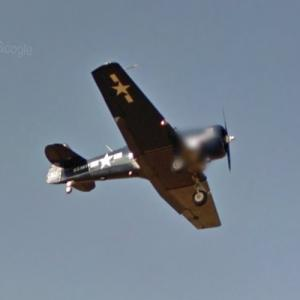 1959 North American Texan T-6G [G-TEXN] (StreetView)