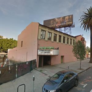"Hayworth Theatre (""La La Land"") (StreetView)"