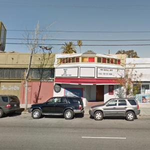 "Mia's Theater (""La La Land"") (StreetView)"