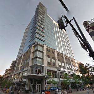 Zions Bank Headquarters (tallest building in Idaho) (StreetView)