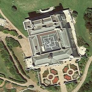 David & Frederick Barclay Castle (Google Maps)