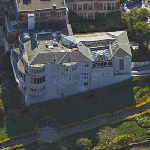 Diane Feinstein & Richard C. Blum's House (Google Maps)