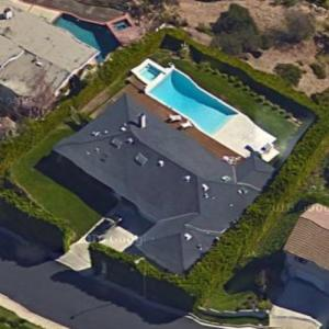 Josh Duhamel's House (Google Maps)