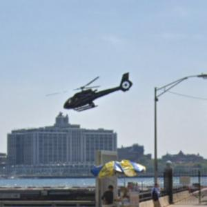 Helicopter Flight Services Eurocopter EC130 [N132TD] (StreetView)