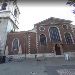 St Mary-le-Bow Church (StreetView)