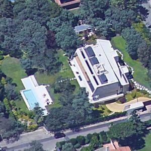 House in La Moraleja by A-cero (Google Maps)