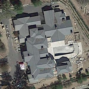 Dan Funsch and Sheree LaDove Funsch's House (Google Maps)