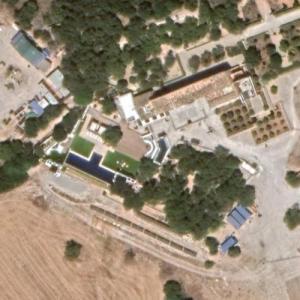 Love Island UK Villa - Mallorca (Google Maps)