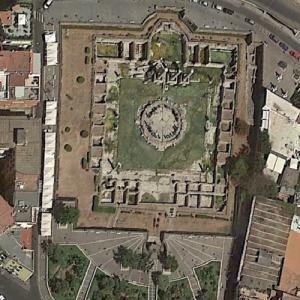 Macellum of Pozzuoli (Google Maps)