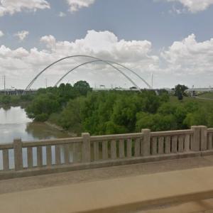 Margaret McDermott Bridge (StreetView)