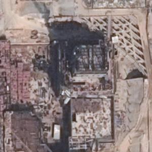 Qianhai Horoy Tower - Conrad Hotel under construction (Google Maps)