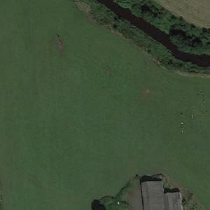 Balmuildy Roman Fort (Antonine Wall) (Google Maps)