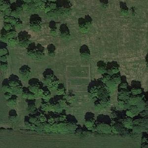 Bar Hill Roman Fort (Antonine Wall) (Google Maps)