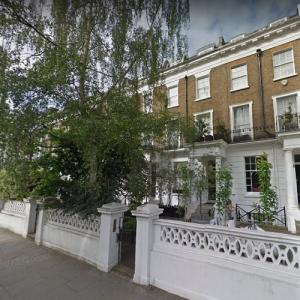 Kylie Minogue's House (StreetView)