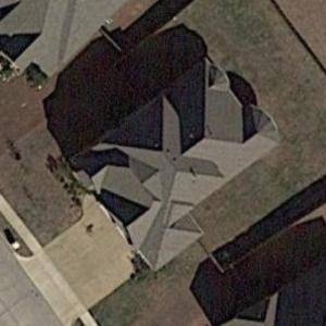 Stormy Daniels' House (Google Maps)