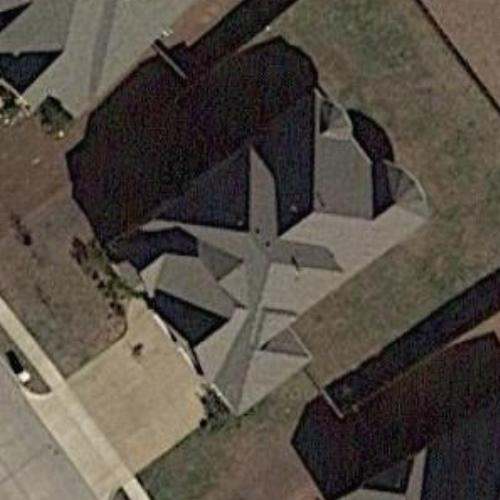 Stormy Daniels House In Forney, Tx Google Maps-1436