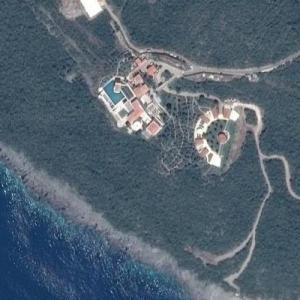 Oleg Deripaska's Villa (Google Maps)