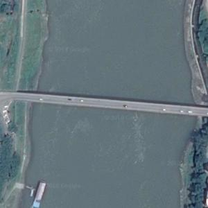 Fushun Tuojiang Bridge (Google Maps)