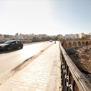 Sidi Rached Bridge (StreetView)