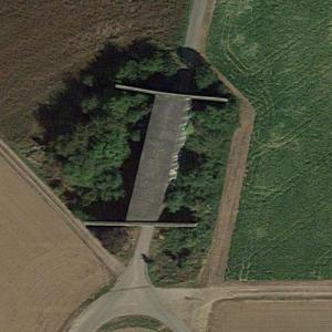 Bridge to Nowhere (Google Maps)