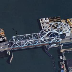 Johnson Street Bridge (Google Maps)