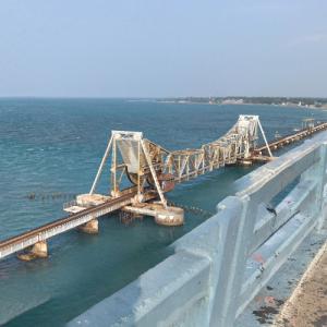 Pamban Bridge (StreetView)