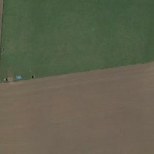 Roman Town Cropmarks (Google Maps)