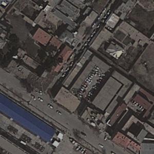 2018 Kabul ambulance bombing (Google Maps)