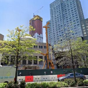 9 Dekalb Avenue under construction (StreetView)