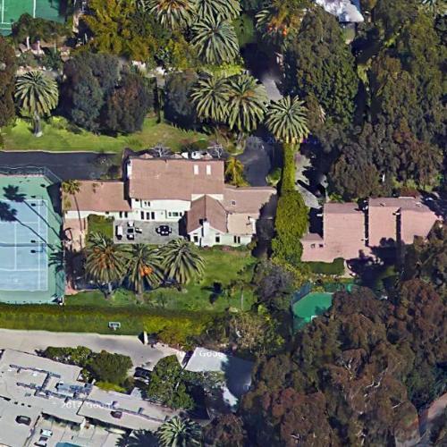 Patrick Dempsey's House (Google Maps)