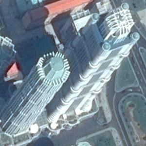 Ryomyong Street Tower 1 (Google Maps)
