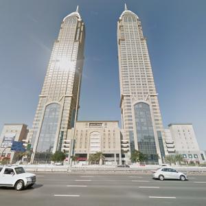 Al Kazim Towers (StreetView)