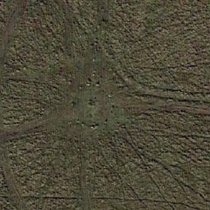 Ringmoor Stone Row and Cairn Circle (Google Maps)