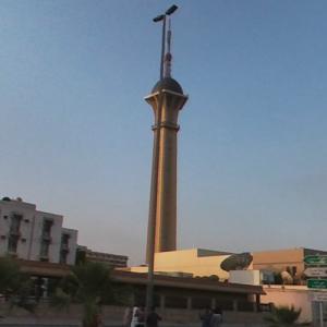Jeddah TV Tower (StreetView)