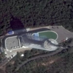 Dalian Radio & TV Tower (Google Maps)