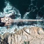 'Boss 400' - wreck of South Africa's largest floating crane
