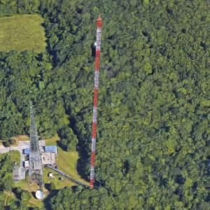 WLNE 6 TV Tower (Google Maps)