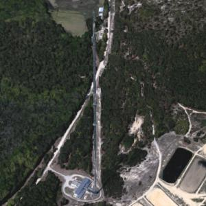 WOLO TV Tower (Google Maps)