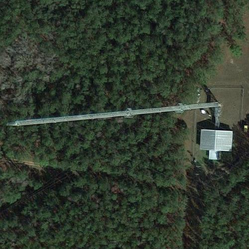 Wctv tower in metcalf ga google maps for Shivers fish house