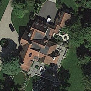 Charles Googe's House (Google Maps)