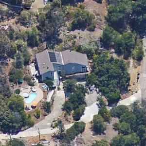 Jason Lewis' House (Former) (Google Maps)