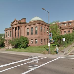 Duluth Public Library (StreetView)