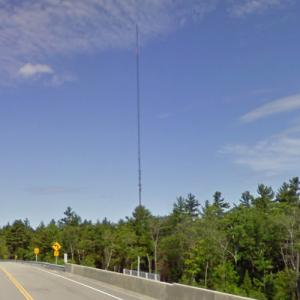 CHCH-DT-3 TV Mast (StreetView)