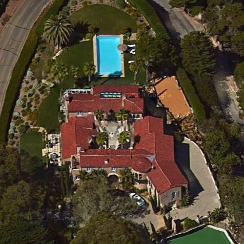 Andrew Tobias House In Santa Barbara Ca Google Maps