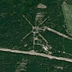 Smetanichi TV Mast (Google Maps)