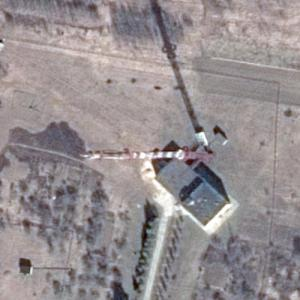 Mahilyow TV Mast (Google Maps)